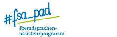 Logo FSA_PAD Fremdsprachenassistenzprogramm