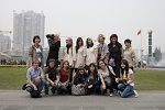 Gruppenfoto in China
