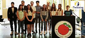 Preisverleihung an der Schillerschule Hannover