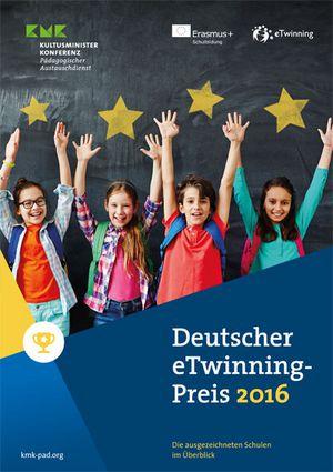 Deutscher eTwinning-Preis 2016