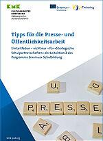 Titelseite der Broschüre zur Öffentlichkeitsarbeit