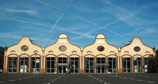 Bild der Bonner Wagenhalle