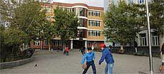 Schule in der Mongolei