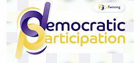 Logo der eTwinning-Frühlingskampagne