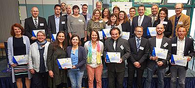 Gruppenbild Success Story Gewinner