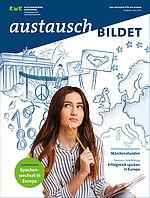 """Juni-Heft """"Austausch bildet"""""""