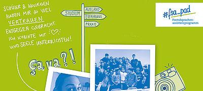 Mit dem FSA-Programm im Ausland Unterrichtserfahrung sammeln
