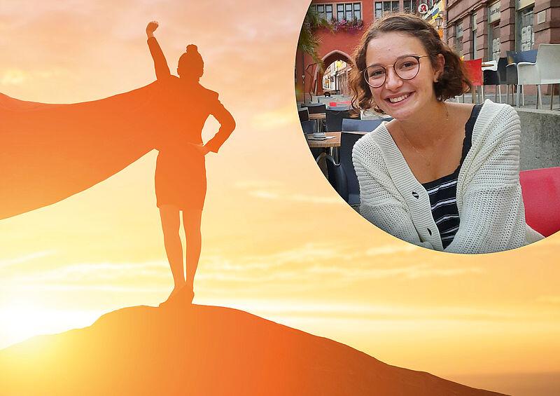 #ErasmusDays Collage von einer Schülerin