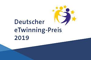Logo Deutscher eTwinning-Preis 2019