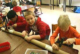 Förderschule als Projekt des Monats November beim PAD