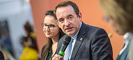 Staatsminister Prof. Dr. R. Alexander Lorz