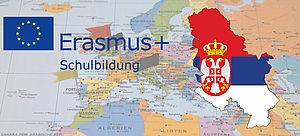 Serbien ist neues Programmland bei Erasmus+
