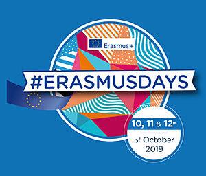 Logo der Erasmusdays