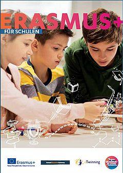 3 Kinder im Unterricht