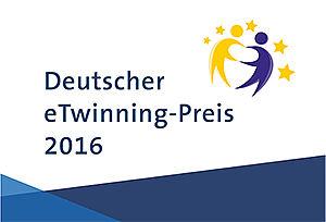Grafik Deutscher eTwinning-Preis 2016