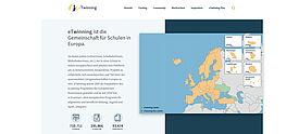 Screenshot etwinning.net