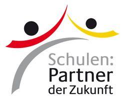 """Logo der Initiative """"Schulen: Partner der Zukunft"""""""