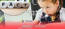 """eTwinning-Wochen zum Thema """"Medienkompetenz und Desinformation"""""""