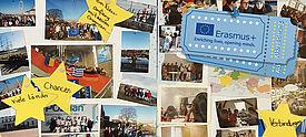 Antragsstellung Erasmus+ 2021 Symbolbild