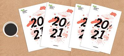 PAD Jahresbericht 2022/2021 mehrere Exemplare