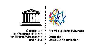 Logo des Freiwilligendienst kulturweit
