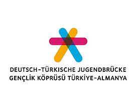 Logo der deutsch-türkischen Jugendbrücke