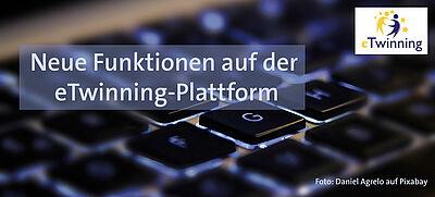 Computertastatur (Foto: Daniel Agrelo auf Pixabay)