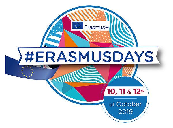 Logo zu den ErasmusDays 2019