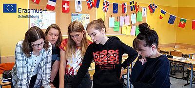 Blog zum Erasmus+ Projekt zur Europawahl