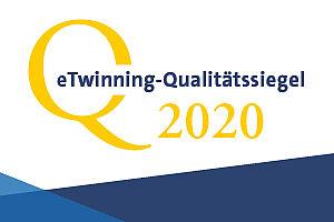 Logo eTwinning-Qualitätssiegel