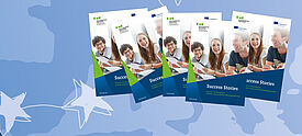 Erasmus+ Success Stories Broschüre