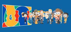 Logo Europäischer Tag der Sprachen