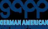 Schrift GAPP mit Unterschrift German American Partnership Program