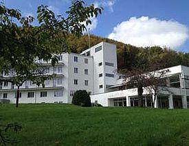 Gebäude der Bildungsstätte