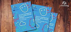 Cover des eTwinning-Buchs zum kulturellen Erbe