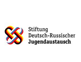 Logo Stiftung Deutsch-Russischer Jugendaustausch