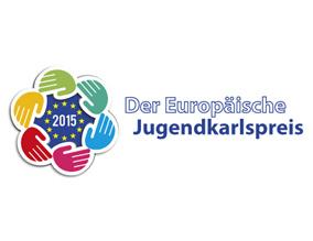 Logo Europäischer Jugendkarlspreis