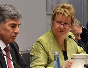 Kultusministerin Sylvia Löhrmann (NRW)
